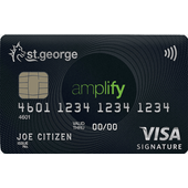 St.George Amplify Signature - Amplify Rewards